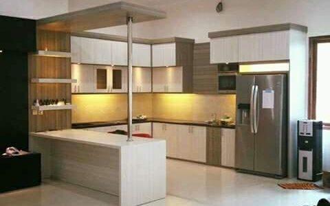 Jasa Kitchen Set Solo