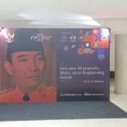 Backdrop Event Surabaya