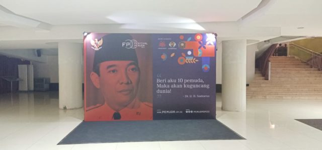Backdrop Event Surabaya